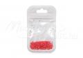 Pixie kristály strasszkő, 1440db, #534, Light siam AB