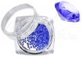 Pixie kristály strasszkő, 300db, #03, Sapphire
