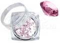 Pixie kristály strasszkő, 300db, #04, light rose
