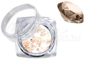 ananász Pixie kristály strasszkő 300db #05