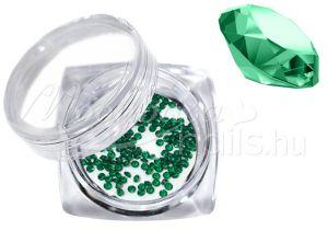 Emerald Pixie kristály strasszkő 300db #24