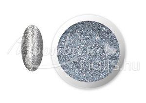 Fényes ezüst Sellőpor  #13