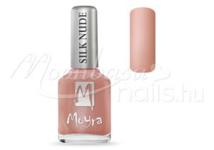 Silk nude effect körömlakk 12ml #323 London