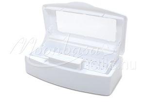 Fehér Téglalap alakú sterilizáló doboz