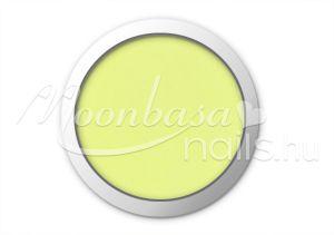 Világos sárga Színes porcelánpor 3g #027