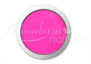 Erős pink Színes porcelánpor 3g #075