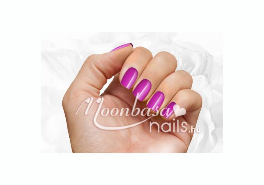 Színes zselé 5ml #004 Közép lila