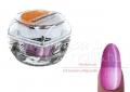 Színváltó zselé 5ml #004 világos lila