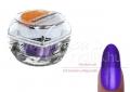 Színváltó zselé 5ml #018 tinta lila