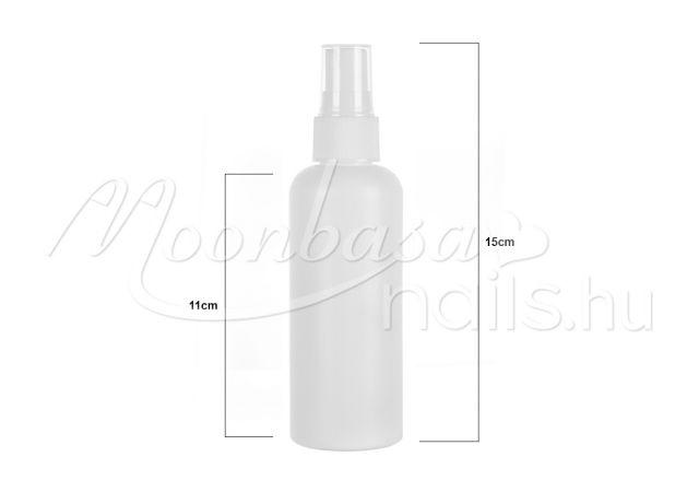 Szórófejes flakon - spray 100ml #009-100ml Áttetsző