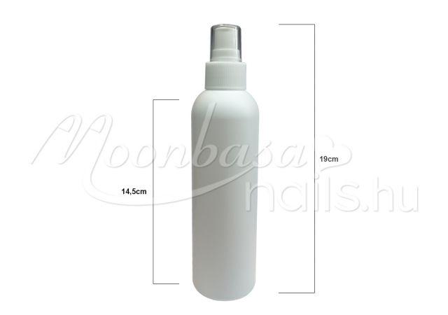 Szórófejes flakon - spray 200ml #009-200ml Fehér