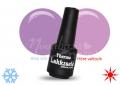 Lila-világos lila thermo lakkzselé, gél lakk 5ml