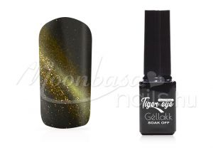 Arany Tiger eye covering géllakk 5ml #851