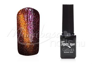 réz Tiger eye géllakk 5ml #804