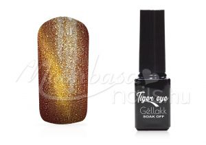 rózsakvarc Tiger eye géllakk 5ml #840