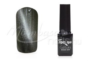Mákszürke Tiger eye géllakk 5ml #849