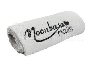 Moonbasanails törölköző 75x33cm  Fehér