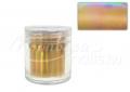 Arany hologram Transzferfólia, #33 körömdíszítéshez