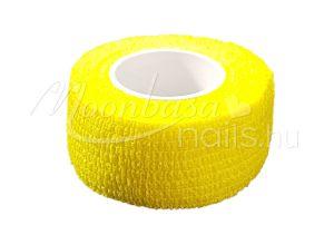 Sárga Ujjvédő szalag