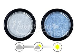 Kék UV effect csillámpor  #032