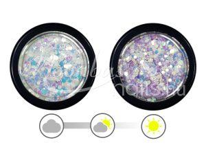 UV effect glitter  #325
