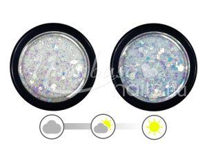 UV effect glitter  #327