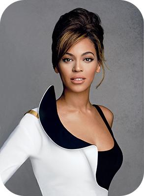 Beyonce vouge címlap